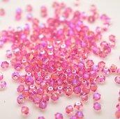 Swarovski crystal Rose Shimmer2 3mm