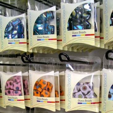 Retail Systems - Czech Glass Beads
