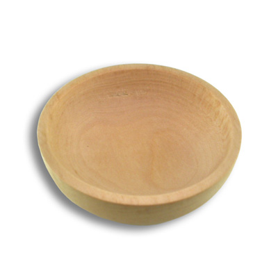 Small Wooden Beading Dish