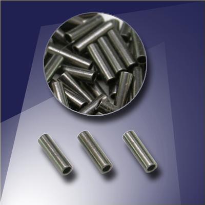 .925 Black Finish Sterling Liquid Silver 4x1mm