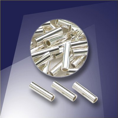 .925 Sterling Silver Liquid Silver 4x1mm