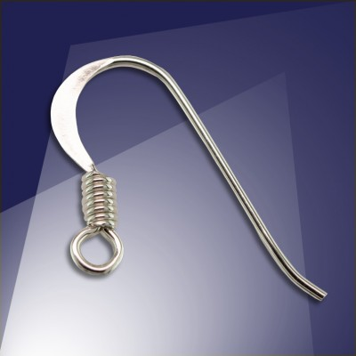 .925 Silver French Earwires - Retail system
