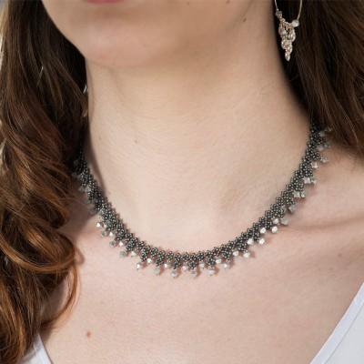 Mini Studio - Bead Lace Necklace Kit