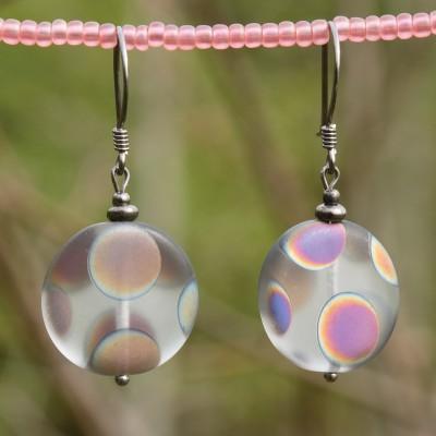 Mini Studio - Matt Design Glass Earring Bead Kit