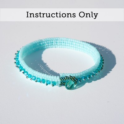 Mini Studio – Tennis Bracelet instructions
