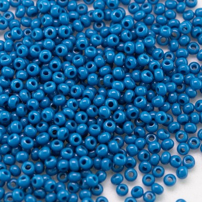 Preciosa Czech glass seed bead 13/0 Cloisonné