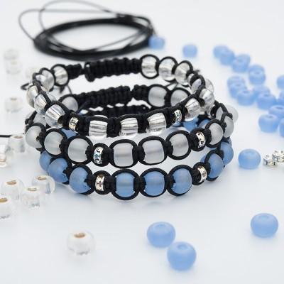 Macramé Bracelet FREE Instructions