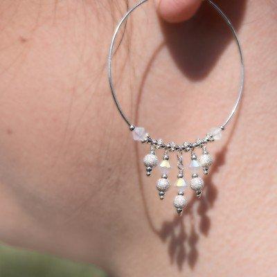 Mini Studio Add-A-Bead Crystal Earring Kit