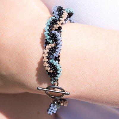Mini Studio - Multi Coloured Chain Bracelet Bead Kit