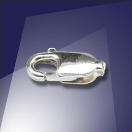 .925 Silver 10.1mm Lobster Clasp - Retail system