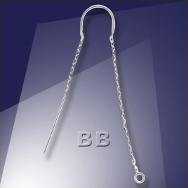 .925 Silver Ear Threaders - Retail system