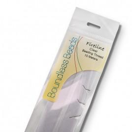 Crystal Fireline 4Lb-0.13mm Dia Beading Thread