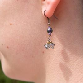 Jangle Crystal Paradise Earrings