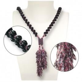 Mini Studio -  Pink Bubbly Lariat Bead Kit