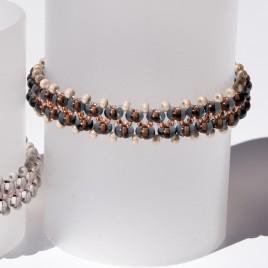 'Simple' Peatland Czech Glass Seed Bead Colorway