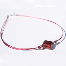 Siam Artisan glass bead Necklace