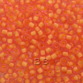 Steely Spirit Sunset Preciosa Seed Bead and Swarovski® Bicone Colorway