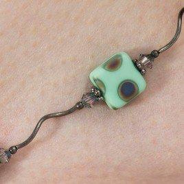 Mini Studio - Mint Necklace Bead Kit
