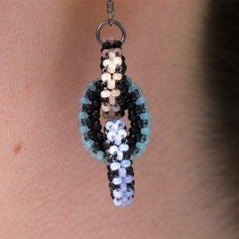 Mini Studio - Multi Coloured Chain Bracelet Bead Kit CHOOSE YOUR OWN COLORS