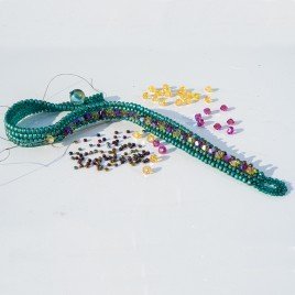 Mini Studio – Paradise Tennis Bracelet Bead Kit