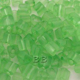 Preciosa Green Sol-Gel Matt Triangle